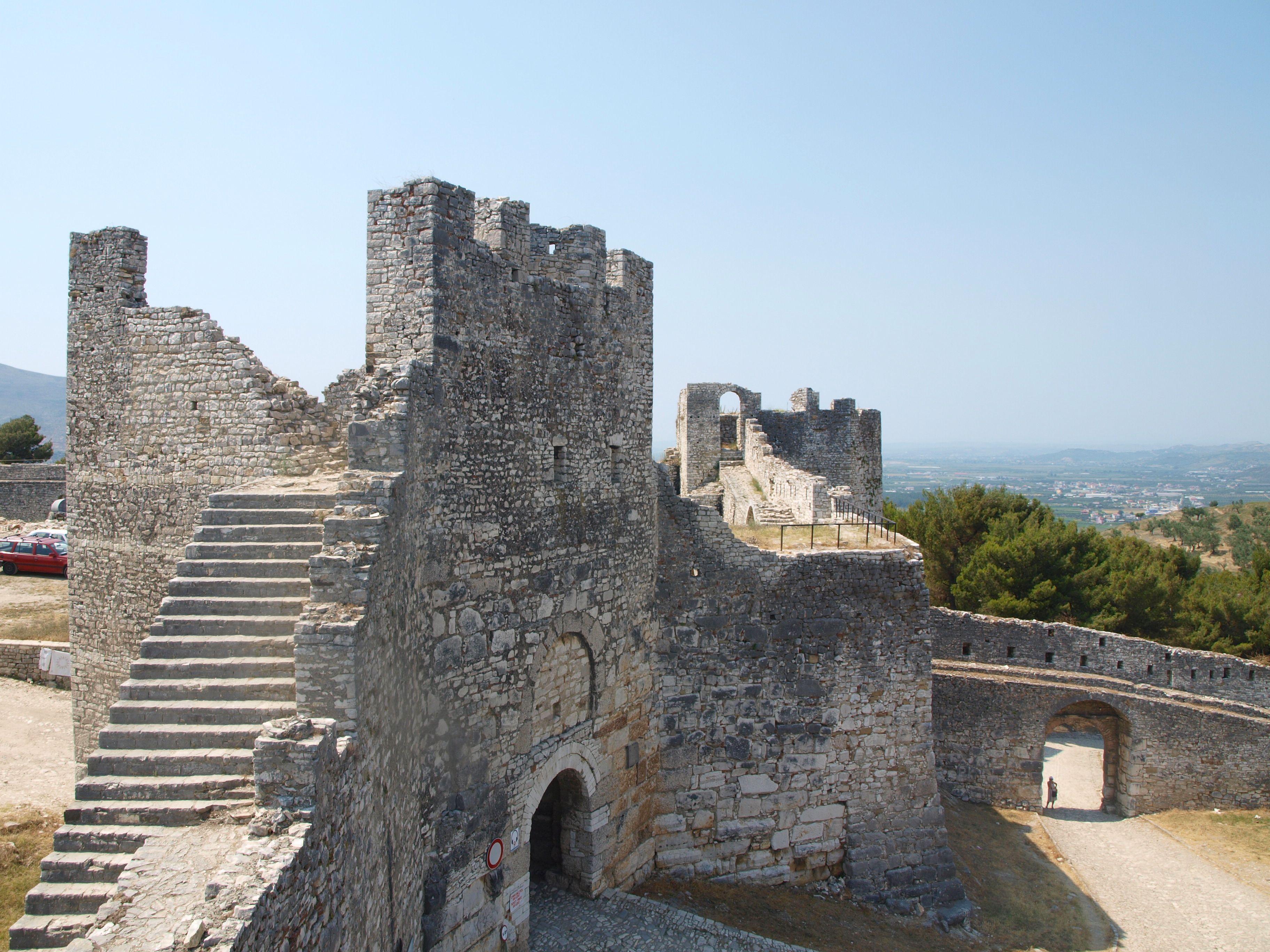 Berat-Fortress-Albania