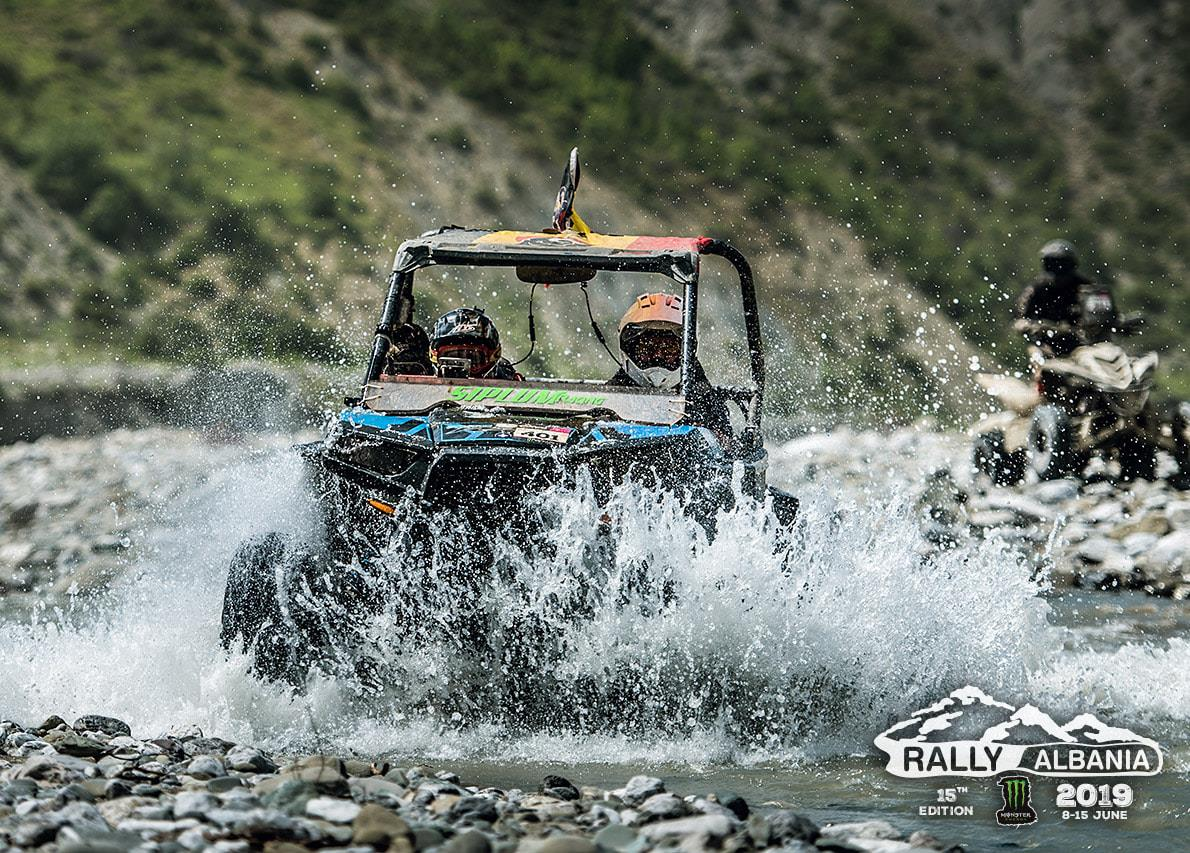 Rally albania, race of adrenalines and adventures