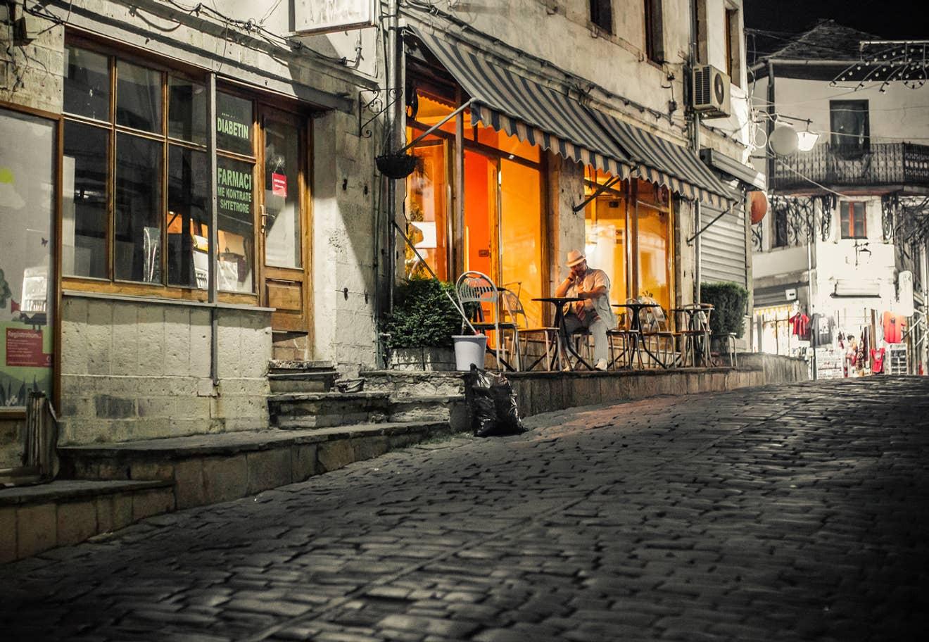 gjirokaster-street