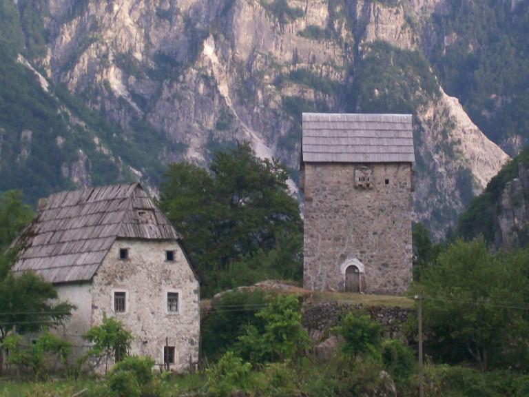 Tower-of-Nikoll-Koçeku-Theth-Albania
