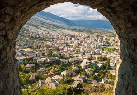 gjirokaster-view